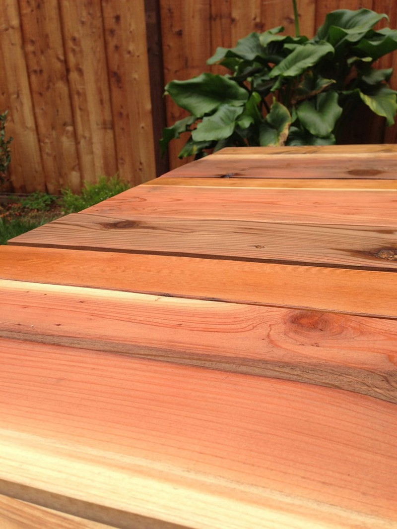 Picture of: DIY Reclaimed Wood Picnic Table