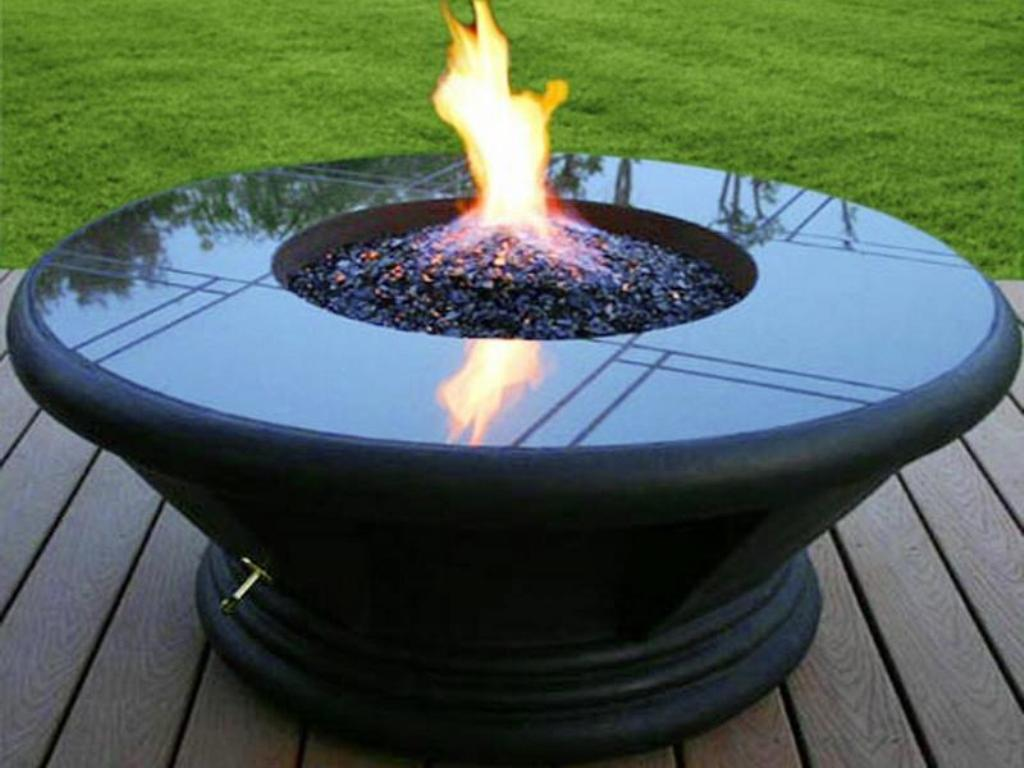 Picture of: Diy Portable Outdoor Fire Pit