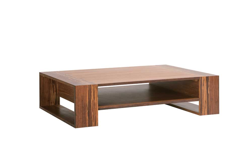 Image of: Eco Green Ideas Wood Coffee Table