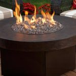 Gas Fire Pit Coffee Tables