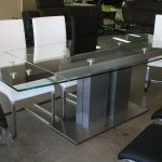 Glass Extendable Dining Table Models