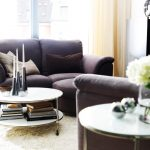 How To Decorate A Coffee Table Round