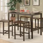 Ideas Bar Stool And Table Set
