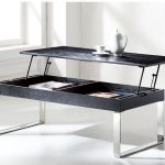 Lift Top Cocktail Table Espresso