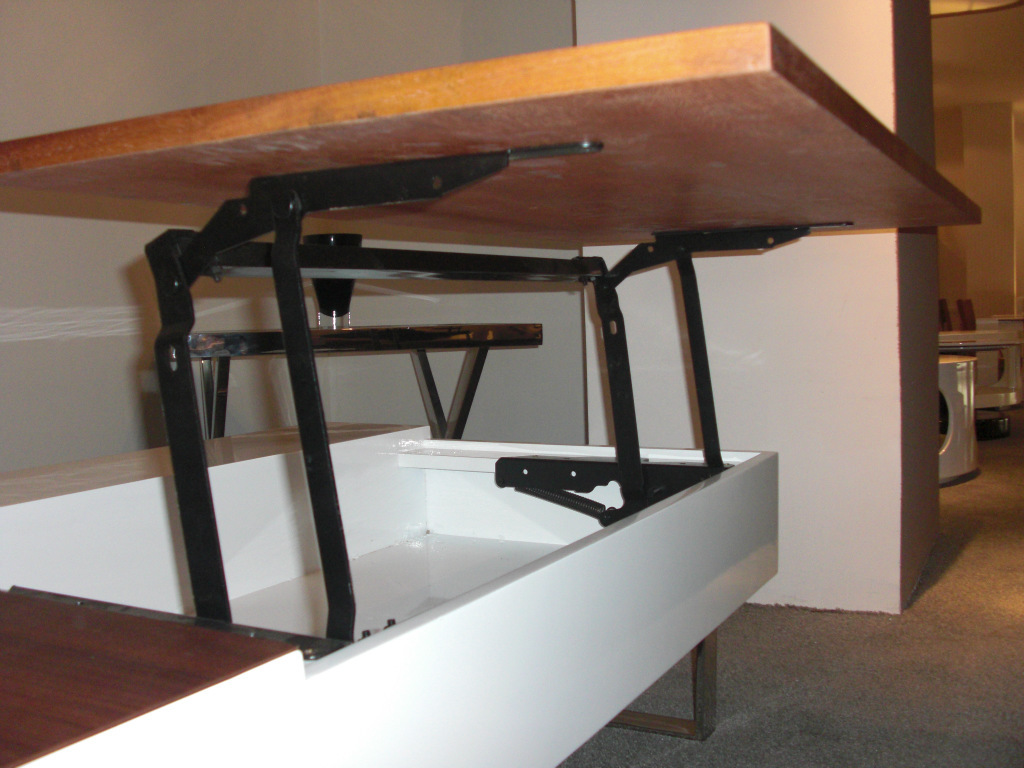 Picture of: Lift Top Coffee Table Mechanism