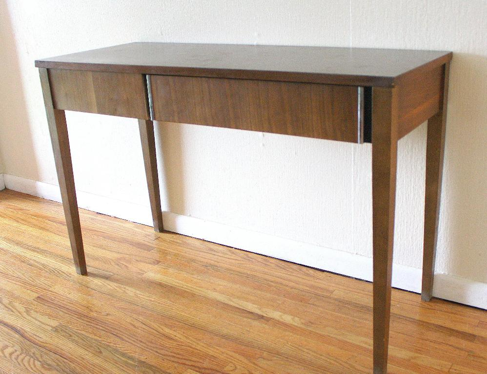 Picture of: Mid Century Console Table