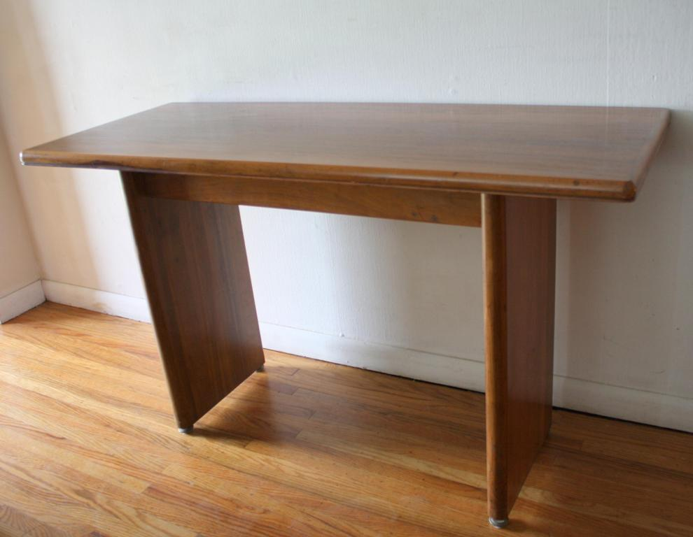 Picture of: Mid Century Modern Console Table