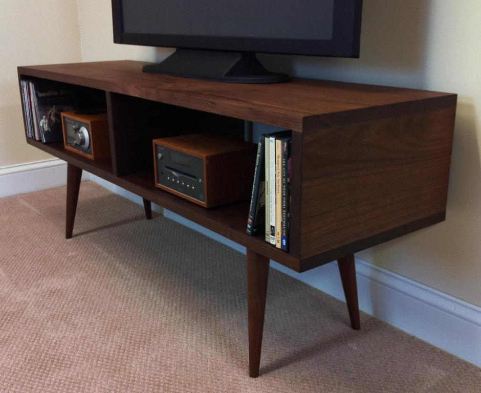 Picture of: Mid Century Modern TV Stand