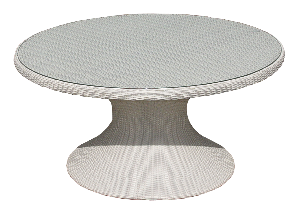 Picture of: Modern Round Patio Table