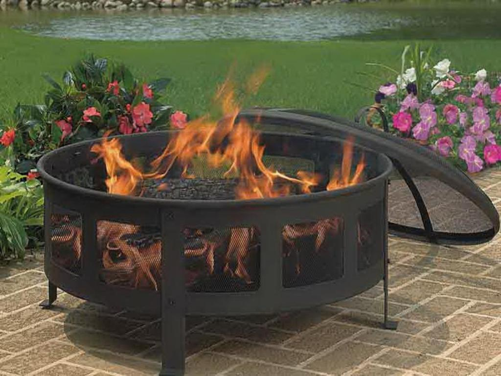 Picture of: Outdoor Portable Fire Pit