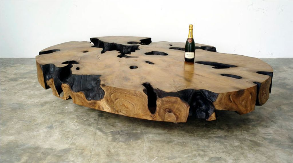 Picture of: petrified wood table restoration hardware