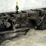 Petrified Wood Table For Sale