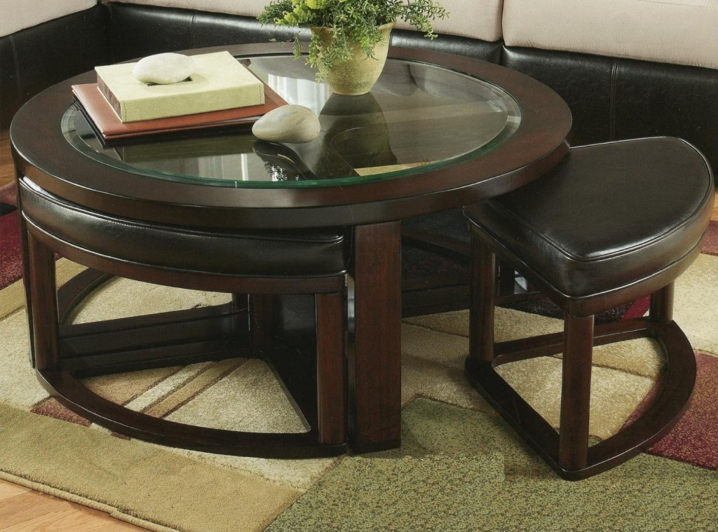 Picture of: Round Coffee Table Sets Clearance Sales