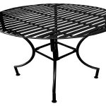 Round Patio Table Style