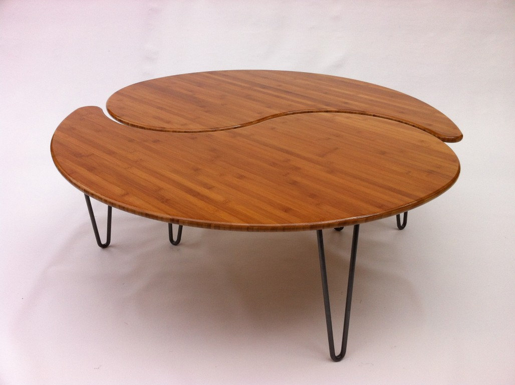 Image of: round nesting coffee tables