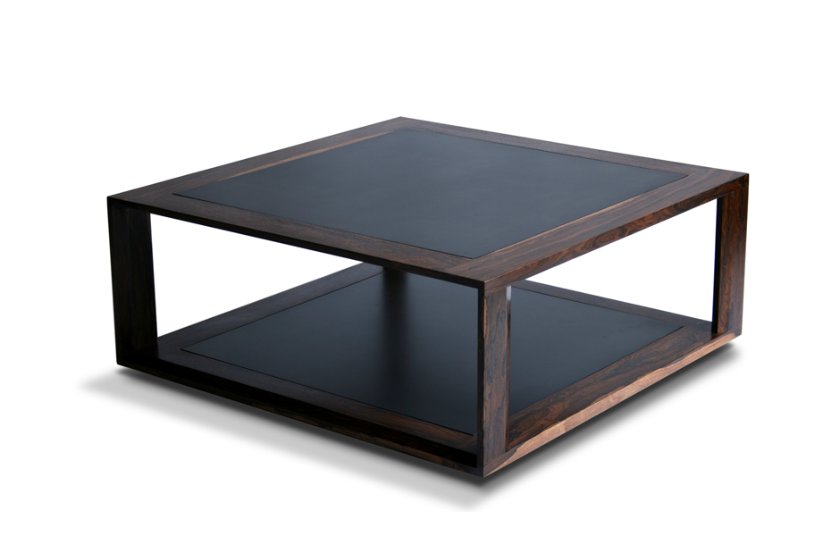 Image of: Square coffee tables with storage