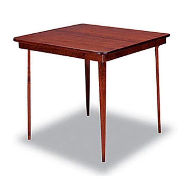 Image of: Straight Edge Folding Table