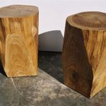 Stump End Tables By Powell