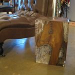 Stump End Tables For Living Room