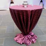Style Cocktail Table Linens