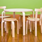 Toddler Table And Chairs Wood Manners