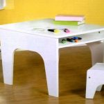 Toddler Table And Chairs Wood Set