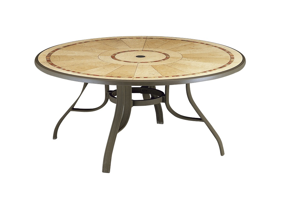 Picture of: Top Round Patio Table