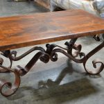 Wrought Iron End Tables Furniture