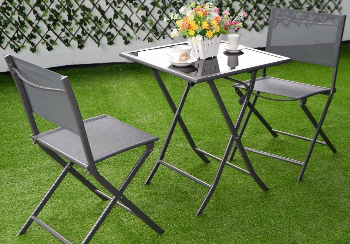 Image of: Folding Chairs Meijer Meijer Card Table And Chairs Restaurant