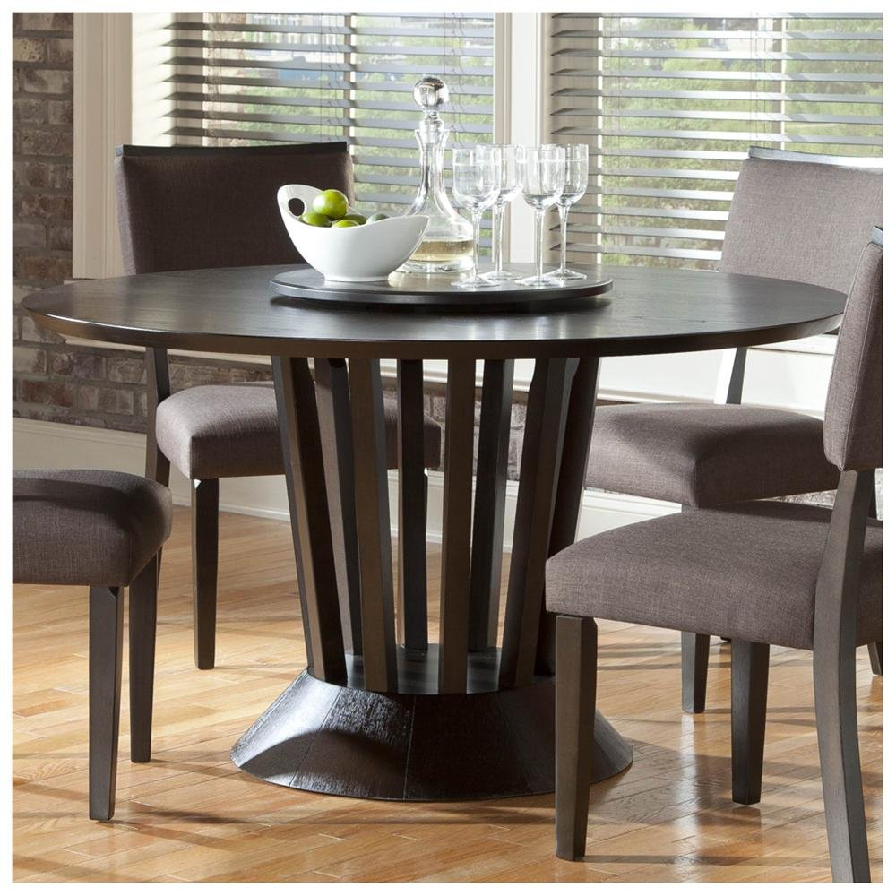 Image of: pedestal dining table base