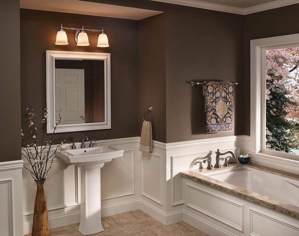 Image of: 30 Inch Bathroom Vanity Colors