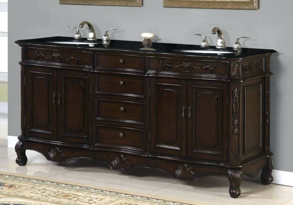 Picture of: 48 Bathroom Vanities Clearance