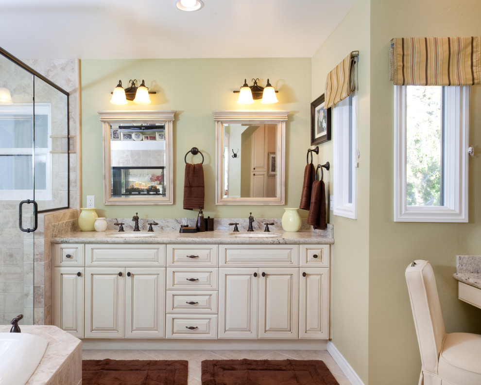 Image of: 60 Double Vanity Types
