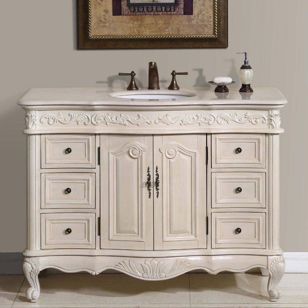 Picture of: 60 Inch Double Sink Vanity Base