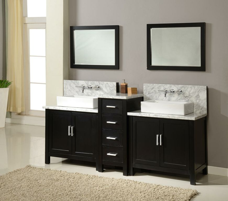 Picture of: 60 Inch Double Sink Vanity