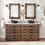 72 Double Sink Vanity Design