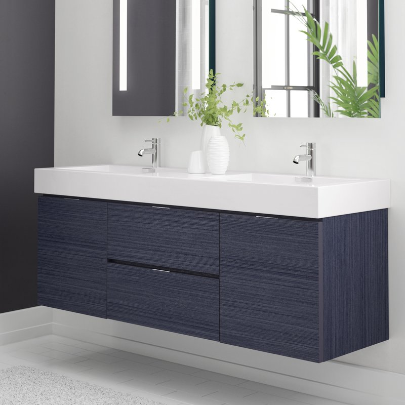 Image of: Awesome Modern Bathroom Vanities