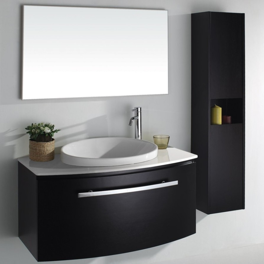 Picture of: Awesome Small Bathroom Vanities