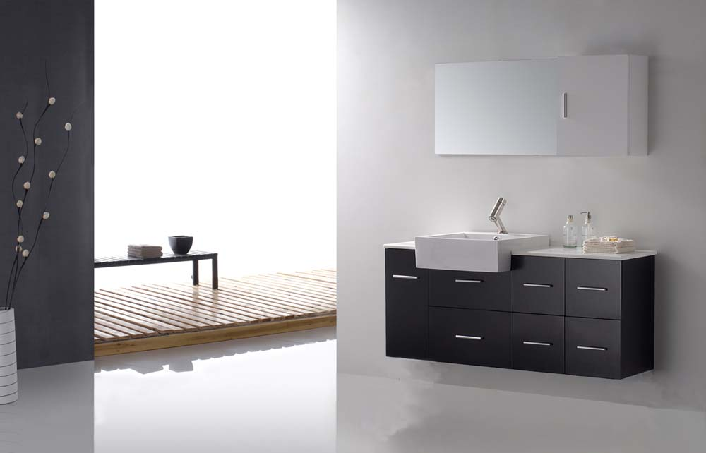 Picture of: Bathroom Double Vanity