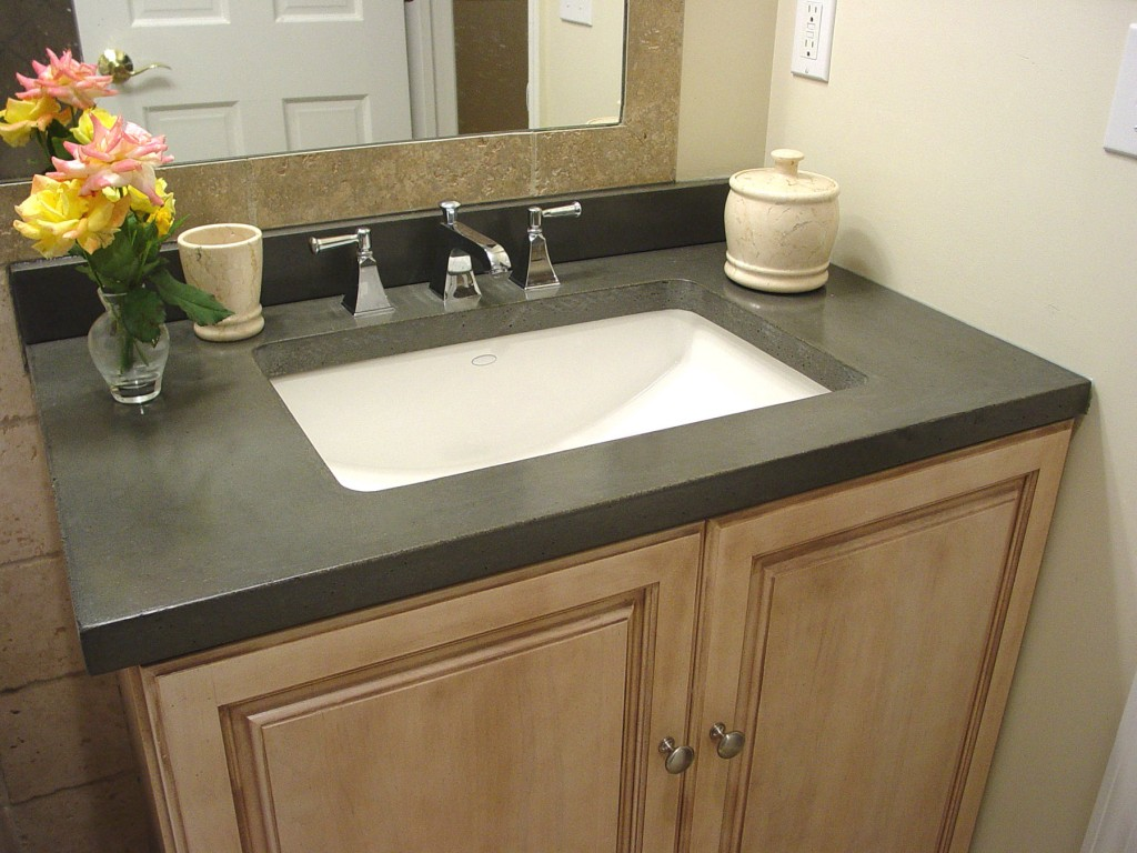 Picture of: Bathroom Vanities with Tops Ceramic