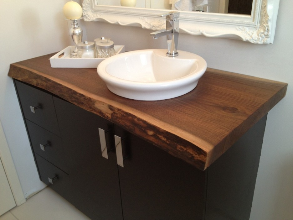 Picture of: Bathroom Vanities with Tops and Drawers