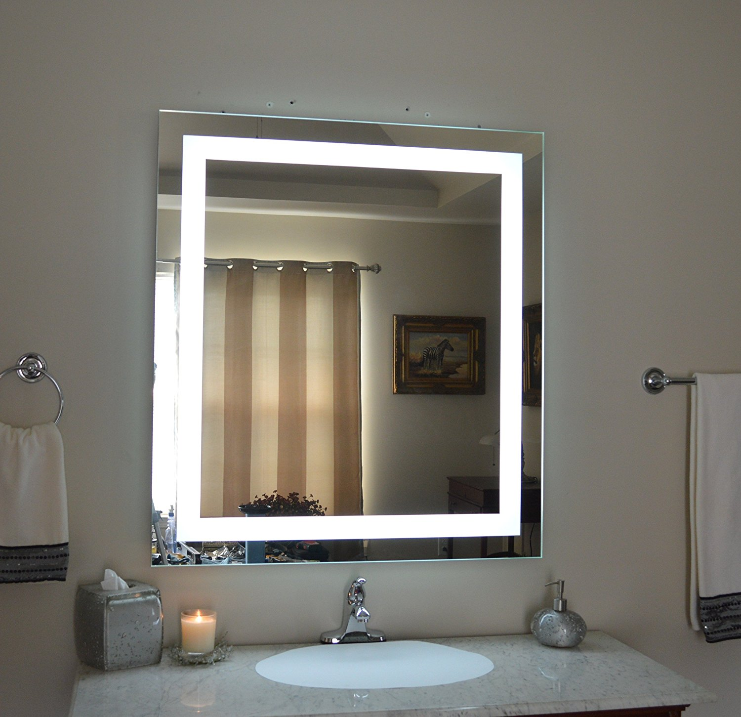 Picture of: Bathroom Vanity Light Fixtures Modern