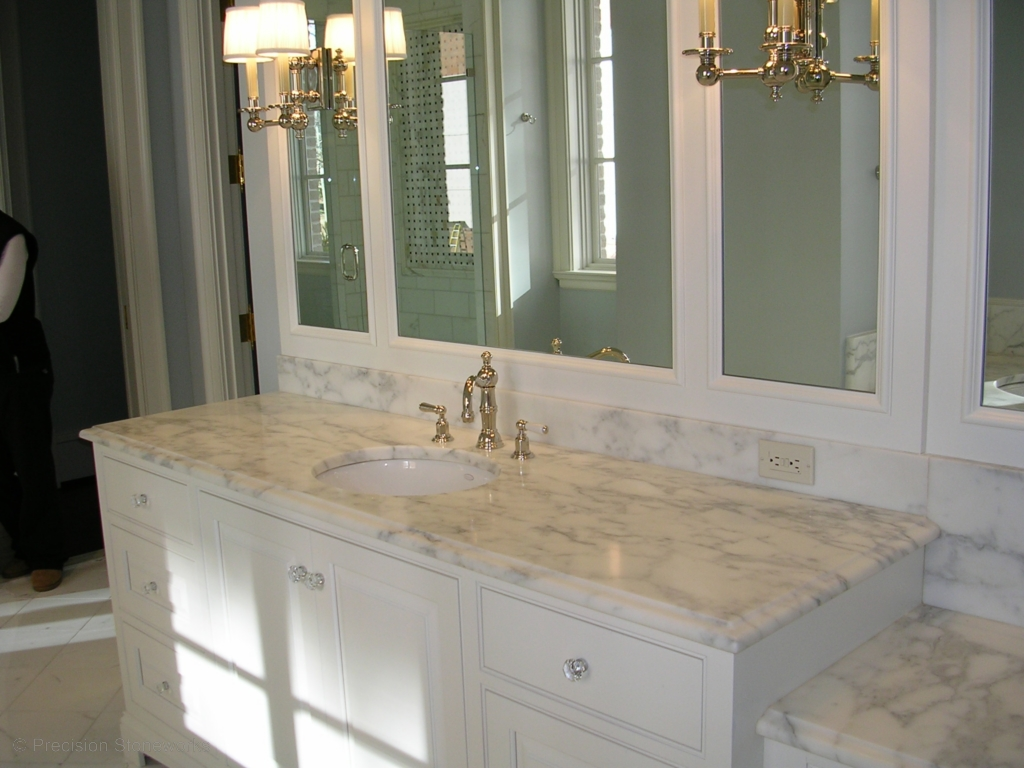 Picture of: Bathroom Vanity Tops Colors