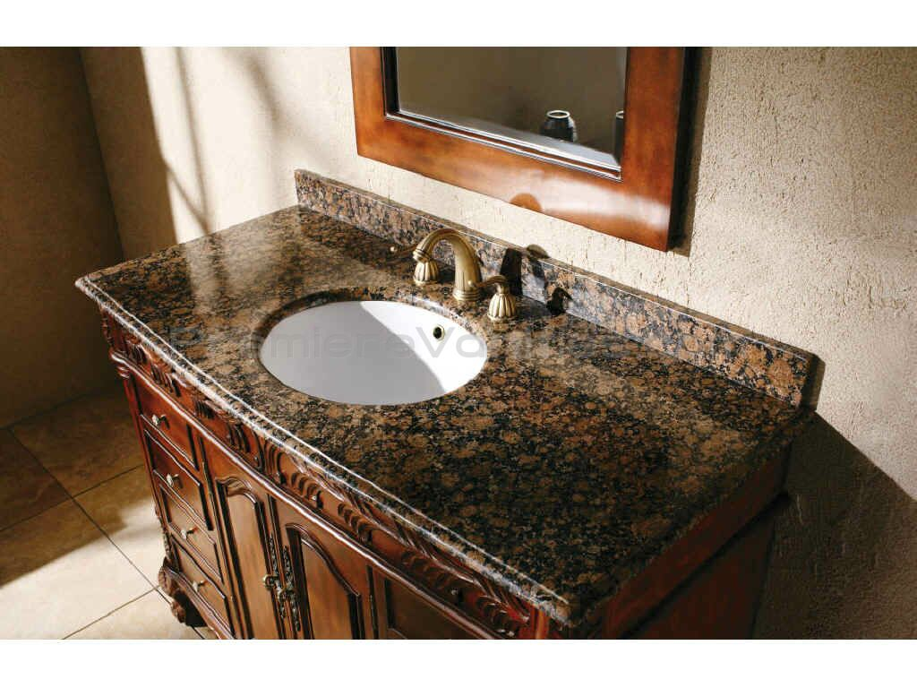 Picture of: Bathroom Vanity Tops Dark