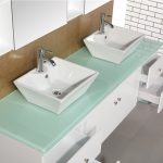Bathroom Vanity Tops Glass