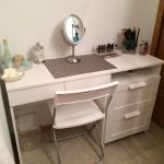 Bedroom Makeup Vanity Simple
