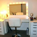 Bedroom Vanity Table Without Mirror