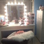 Butterfly Vanity Mirror With Lights