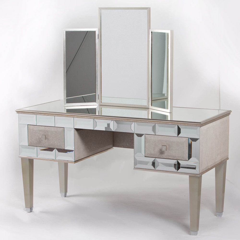 Picture of: Buy Vanity Table with Mirror