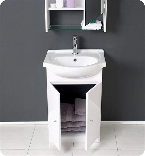 Picture of: Cabinet Small Bathroom Vanities